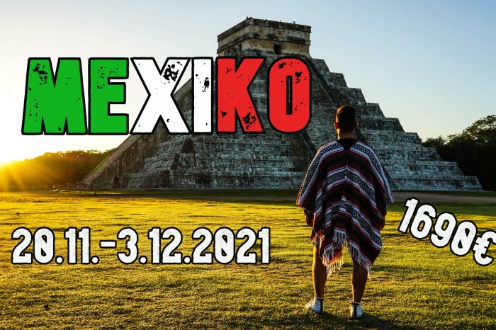 TRIP: MEXIKO